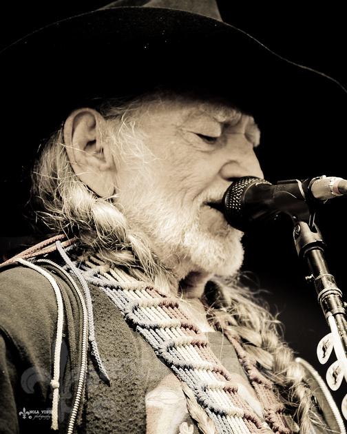 2013 Jazz Fest - Willie Nelson