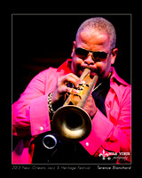 2013 Jazz Fest - Terence Blanchard