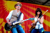 2013 Jazz Fest- Acura Stage: Cowboy Mouth