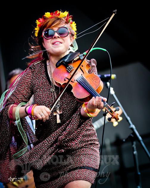 2013 Jazz Fest -  Amanda Shaw