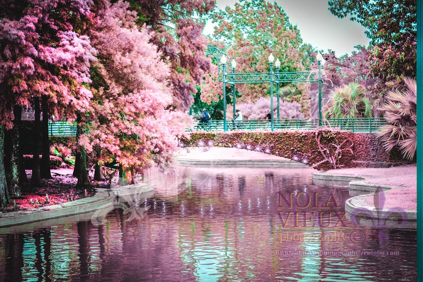 My 1st attempt at INFRARED at Armstrong Park. Of course I will make it better!