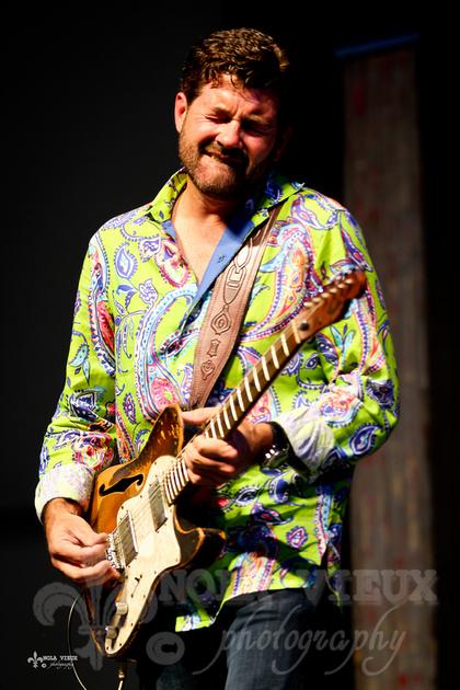 2013 Jazz Fest -  Tab Benoit